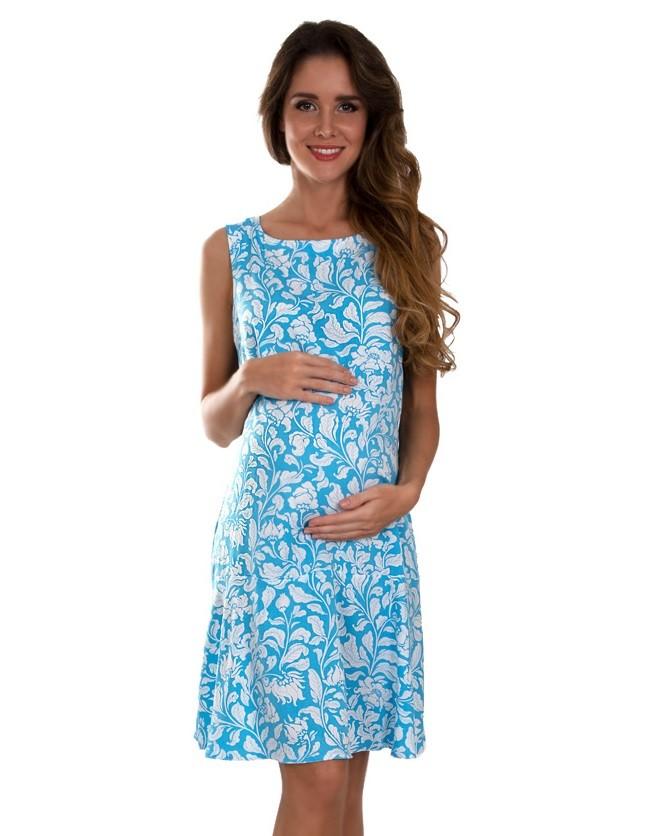 Модель 101 Платье для беременных