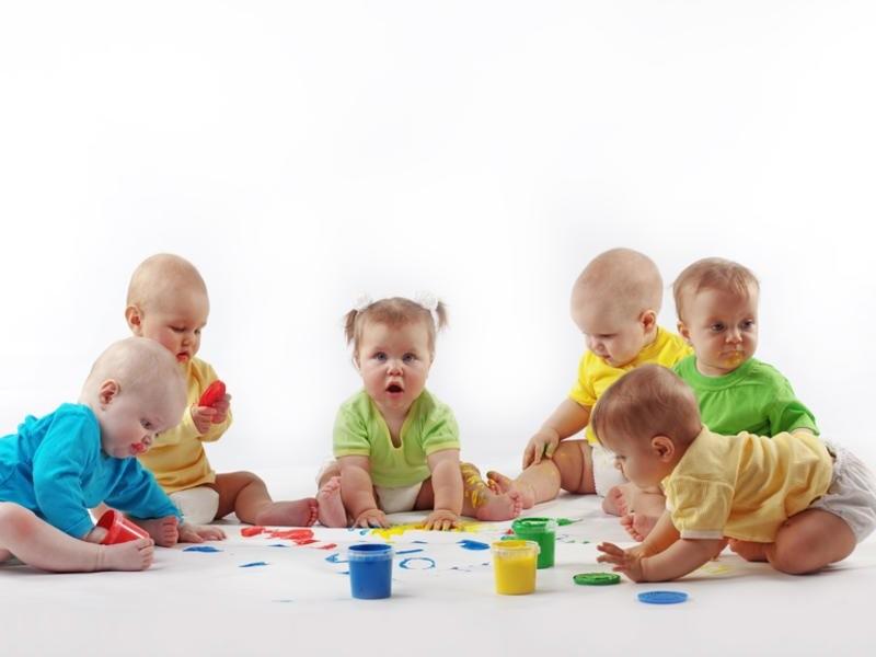 Подготовка и адаптация к яслям и детскому саду.